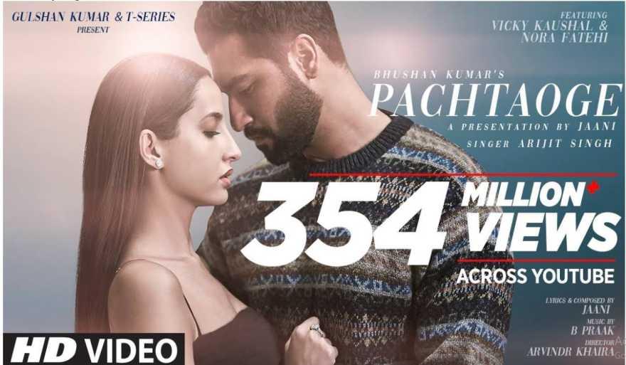 Bada Pachtaoge Song Lyrics In Hindi