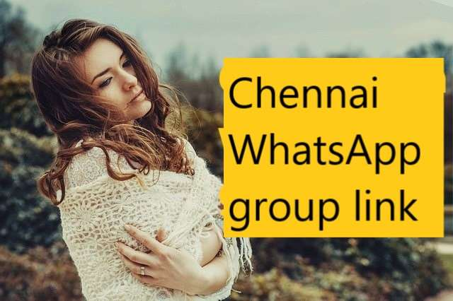 Chennai WhatsApp group link