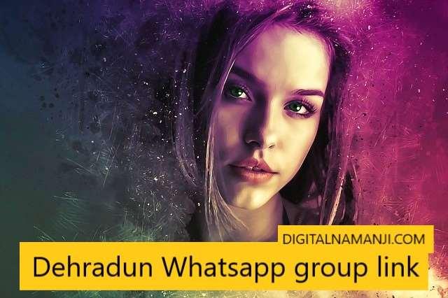 Dehradun Whatsapp group link2020