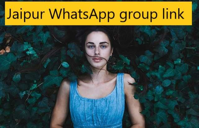 Jaipur WhatsApp group link