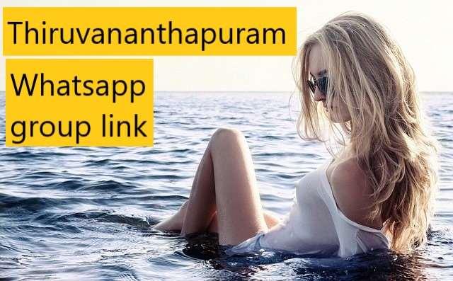 Thiruvananthapuram Whatsapp group link