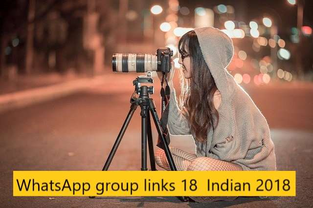 WhatsApp group links 18  Indian 2018