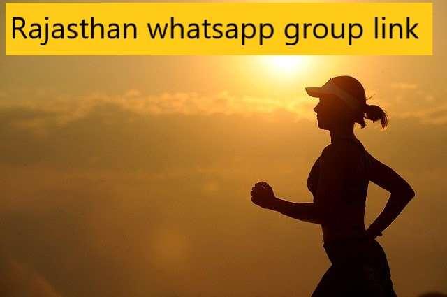 Rajasthan whatsapp group link