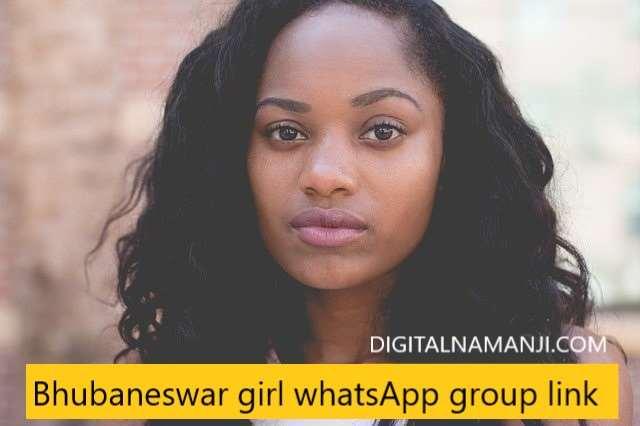 Bhubaneswar girl whatsApp group link