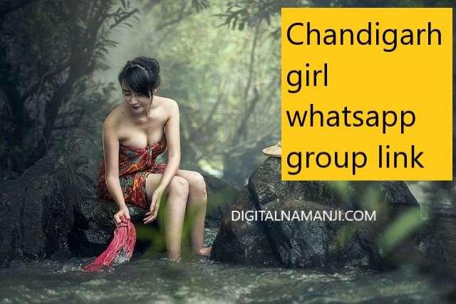 Chandigarh girl whatsapp group link