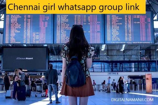 Chennai girl whatsapp group link