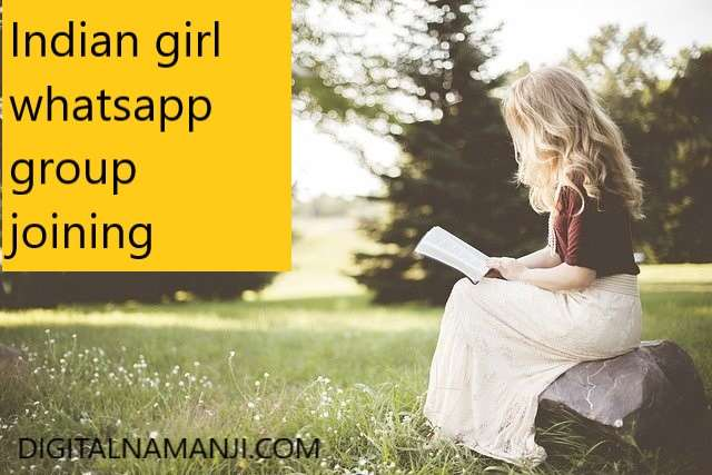 Indian girl whatsapp group joining