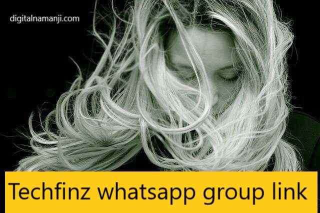 Techfinz whatsapp group link