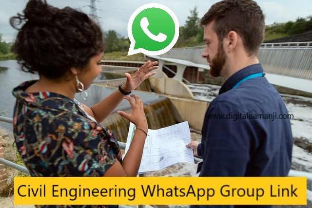 Civil Engineering WhatsApp Group Link