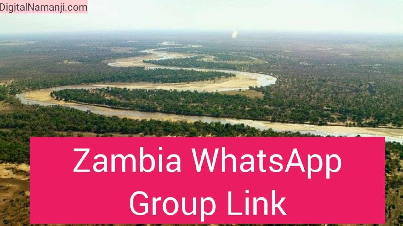 Zambia WhatsApp Group Link